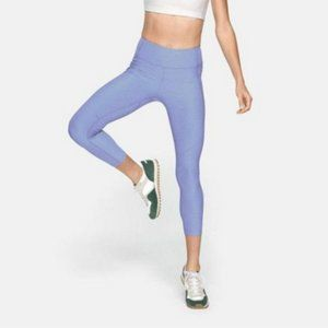 Outdoor Voices 3/4 Warmup Leggings in Lilac